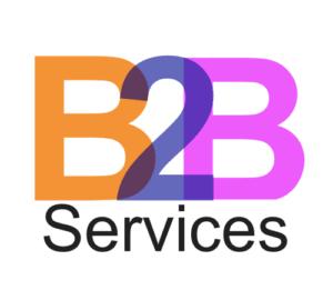 B2B Services logo