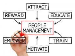 competenze nella gestione delle risorse umane