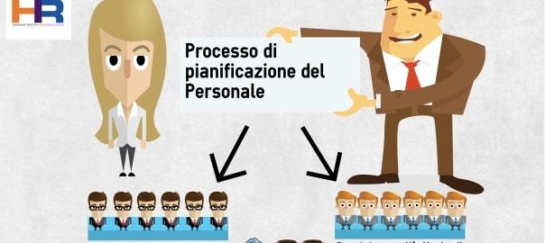 processo di pianificazione del personale