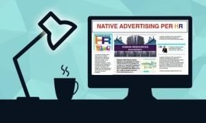 native advertising risorse umane hr