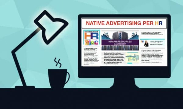 Native Advertising per Professionisti delle Risorse Umane