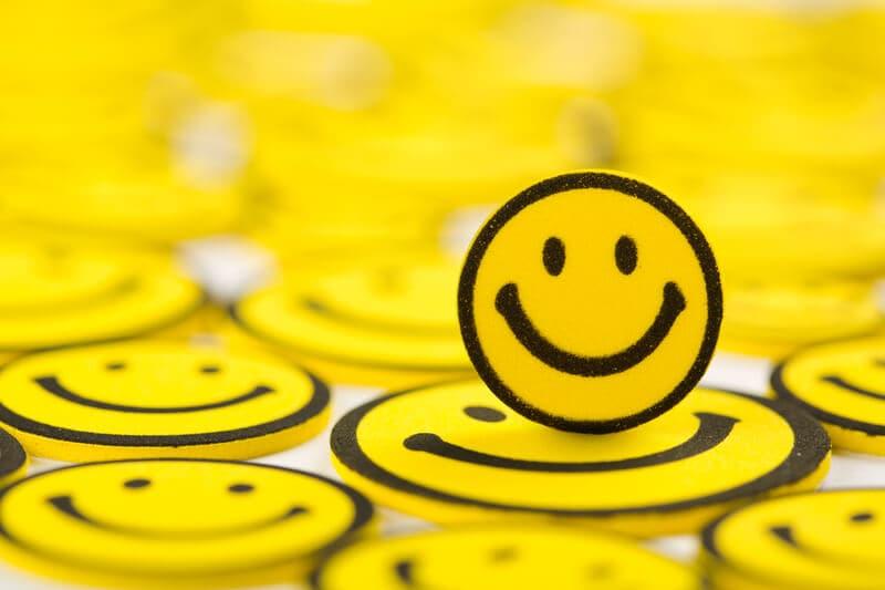 atteggiamento mentale positivo