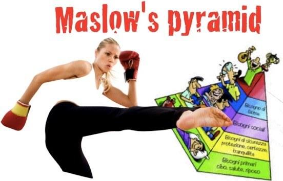 ribaltiamo la piramide di maslow