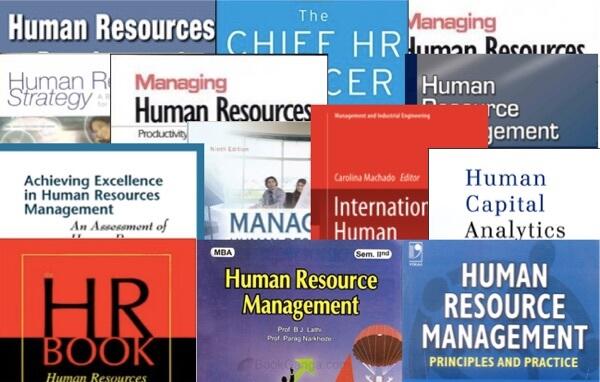 libri sulle risorse umane