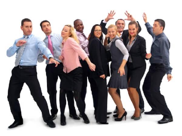 entusiasmo in azienda