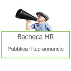Annunci Promozionali su Bacheca HR