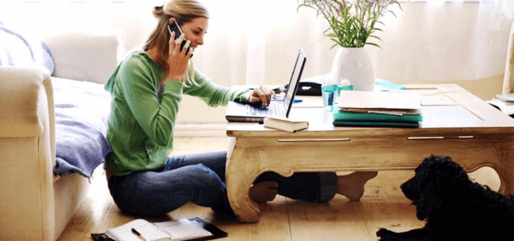 Il tuo modo di lavorare da casa davvero smart for Progetta il tuo layout di casa