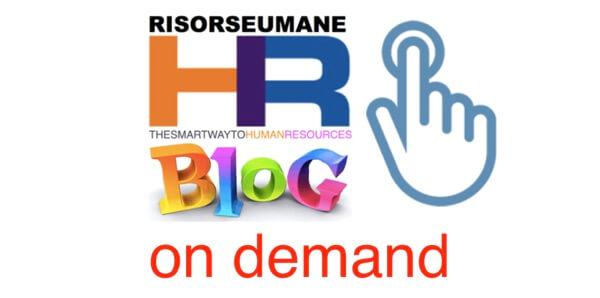 HR Blog ondemand