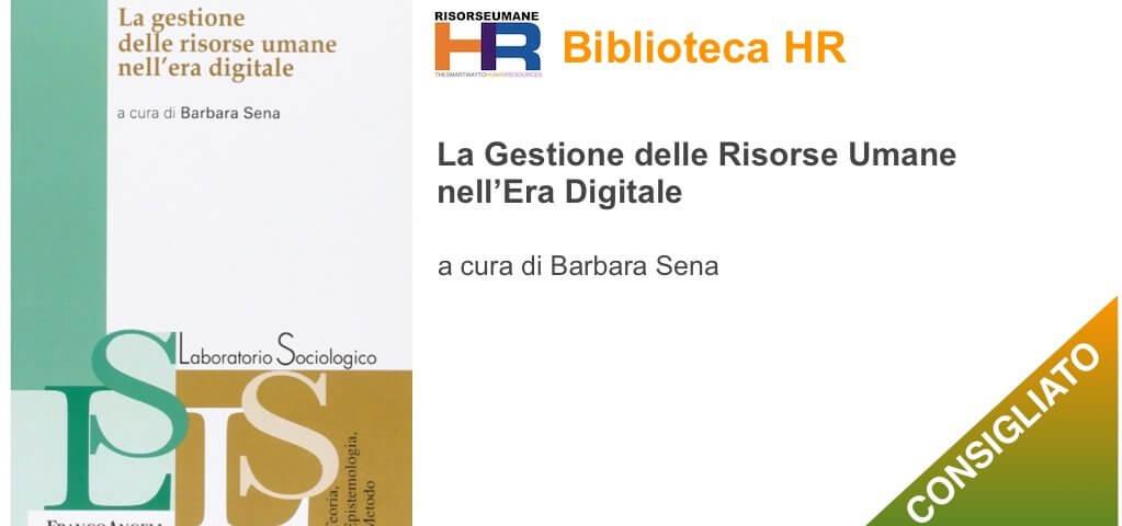 la gestione delle risorse umane nell'era digitale