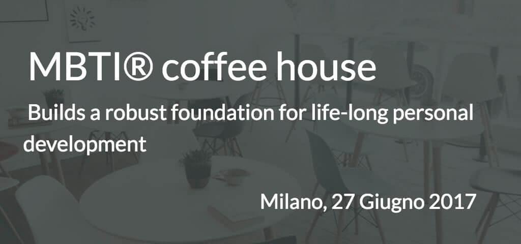 MBTI® coffee house
