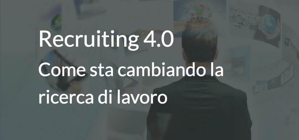 recruiting 4.0