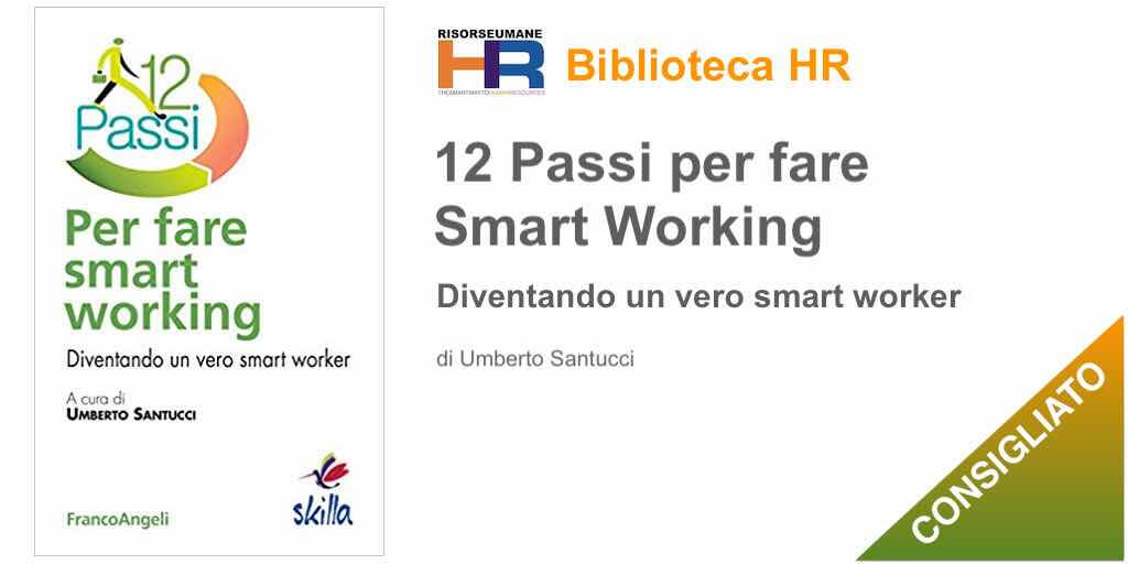 12 passi per fare smart working