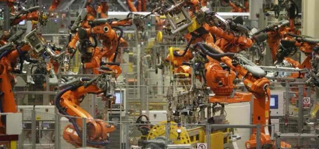 Automazione - Macchine e lavoratori- un futuro di collaborazione