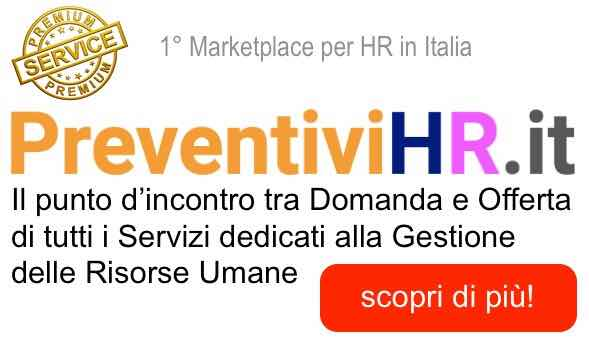 PreventiviHR marketplace per HR