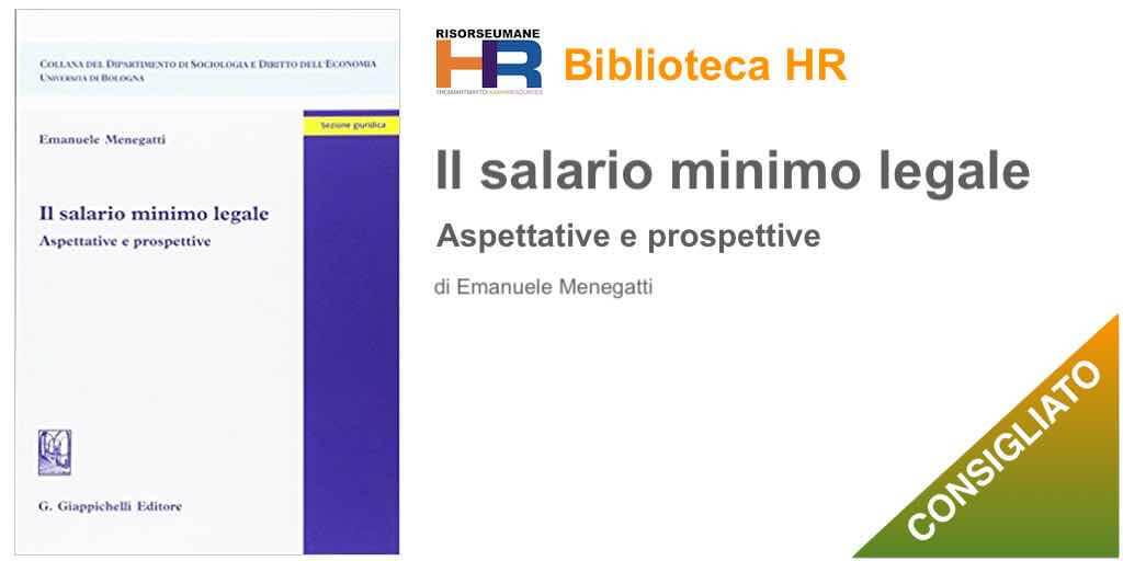Il salario minimo legale: Aspettative e prospettive