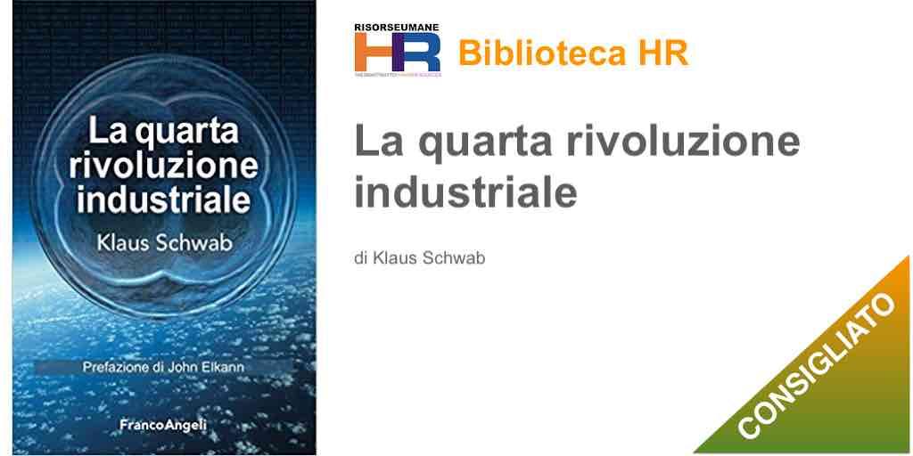 a quarta rivoluzione industriale