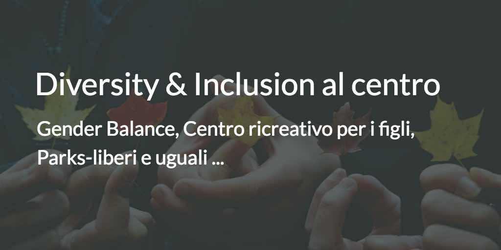 Diversity & Inclusion al centro dell'impegno di Aviva in Italia