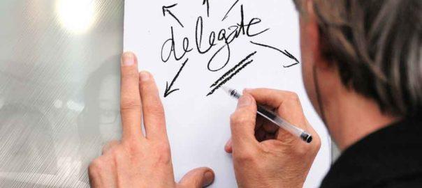 il processo di delega nelle PMI