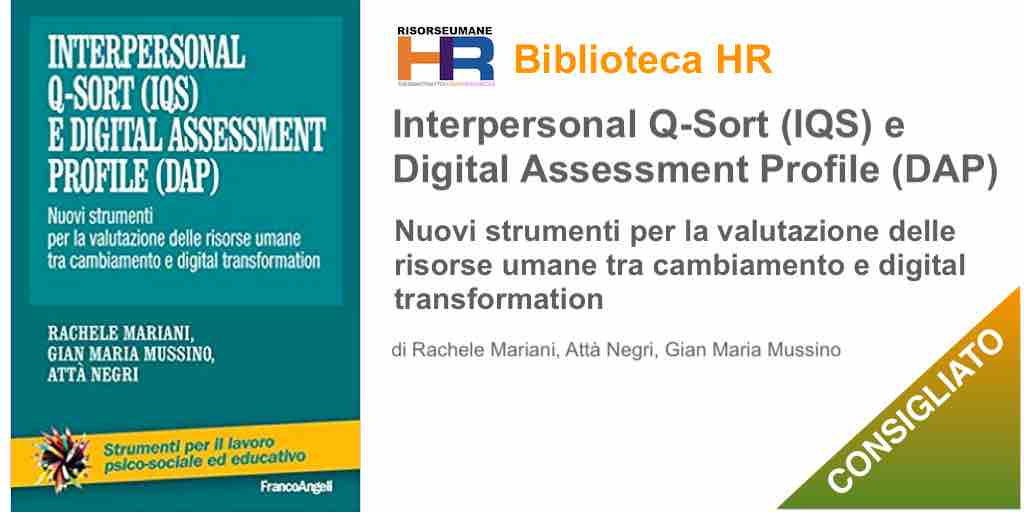 Interpersonal Q-Sort (IQS) e digital assessment profile (Dap)