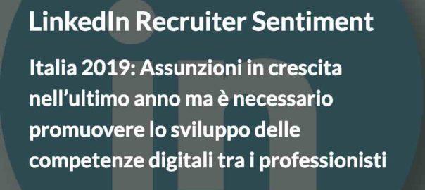 linkedin recruiter sentiment