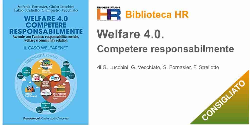Welfare 4.0. Competere responsabilmente.
