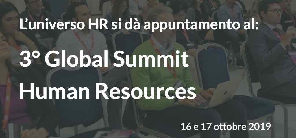 3° Global Summit Human Resources