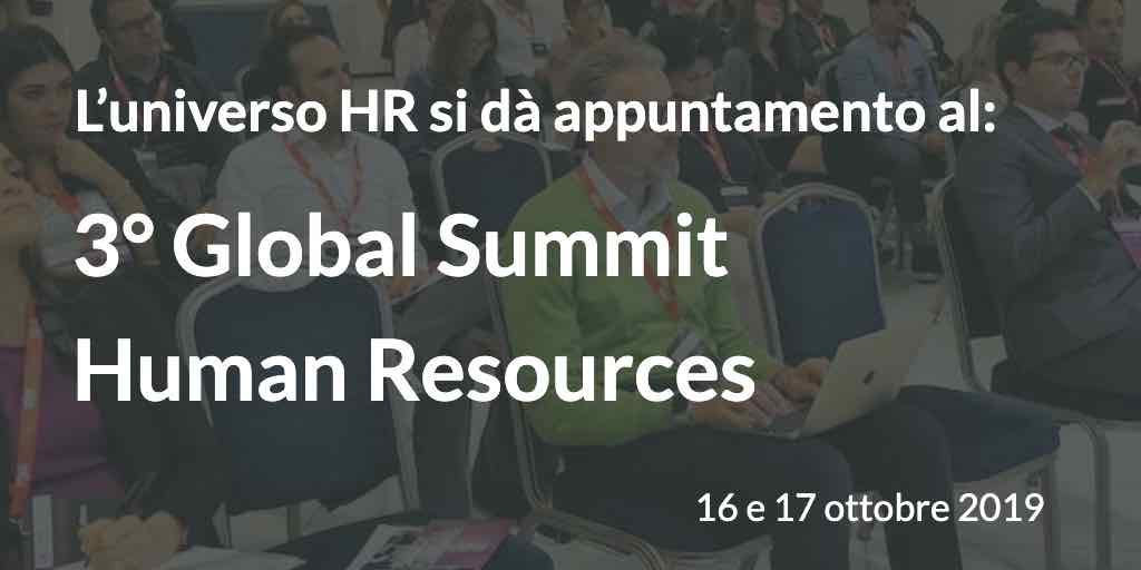 3° Global Summit Human Resources