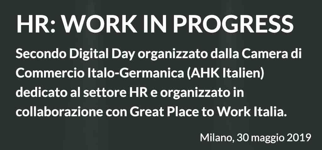 HR WORK IN PROGRESS