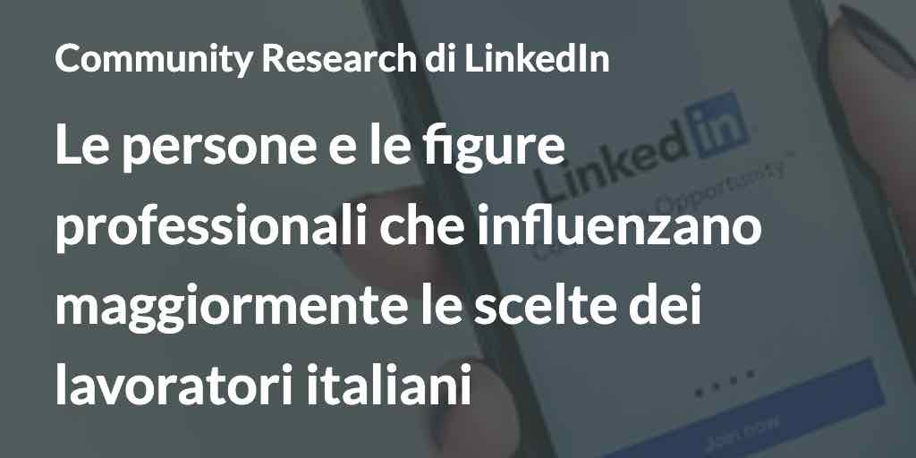 community research linkedin