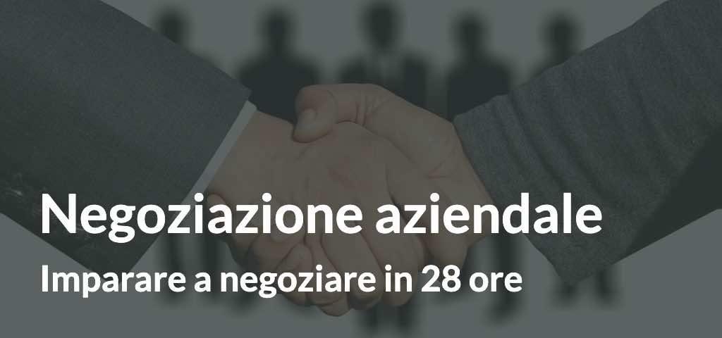 negoziazione aziendale