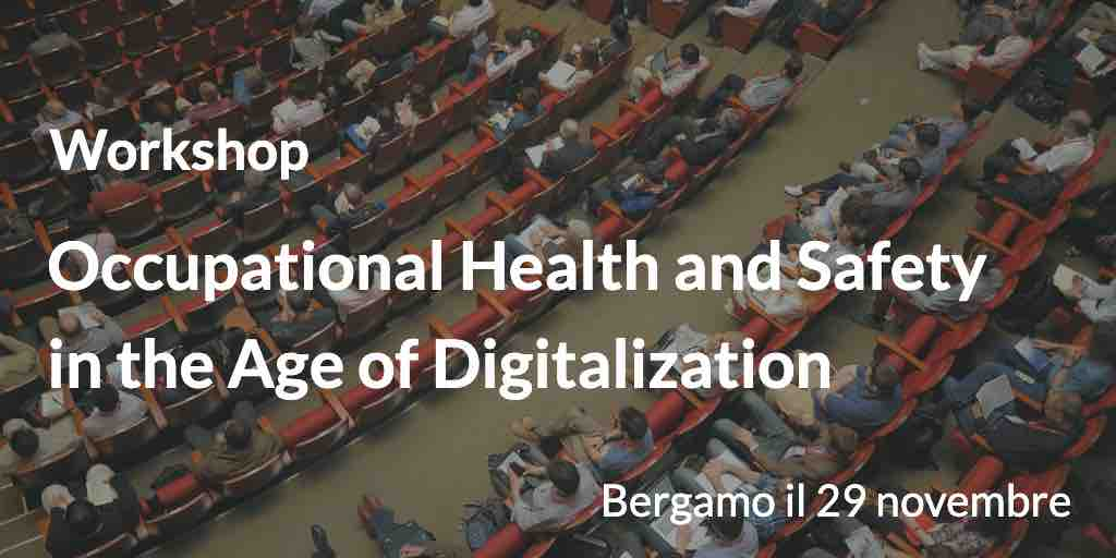 Occupational Health and Safety in the Age of Digitalization
