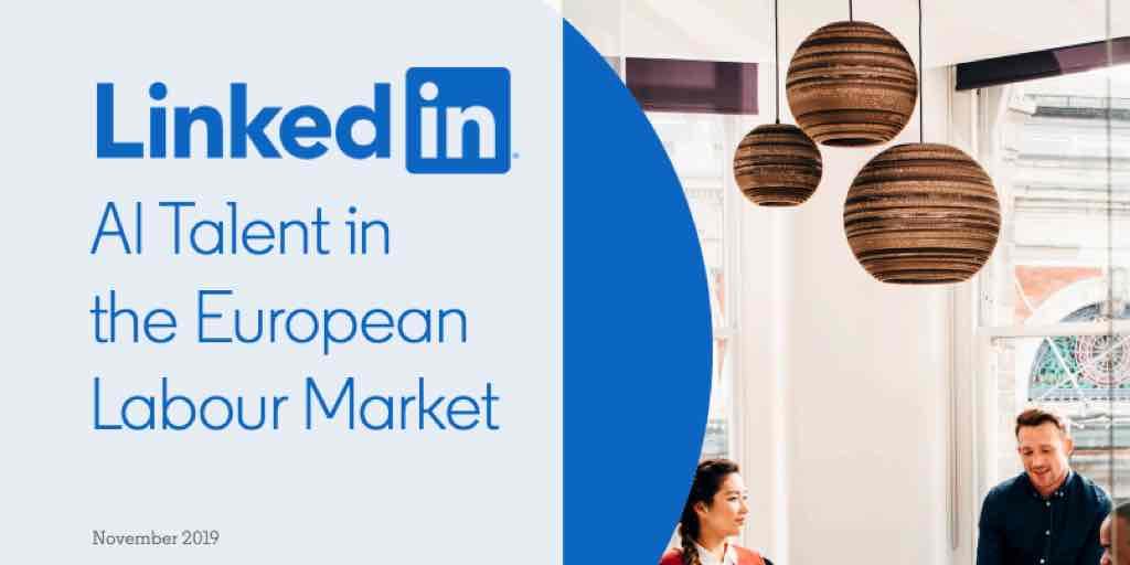 Ricerca LinkedIn AI talent in the Labour market