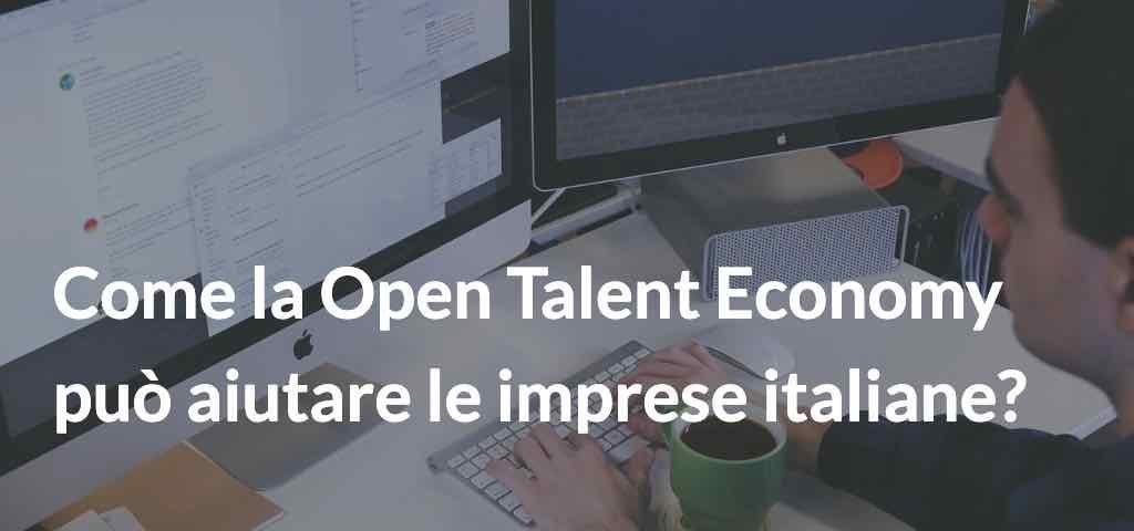 Open-Talent-Economy