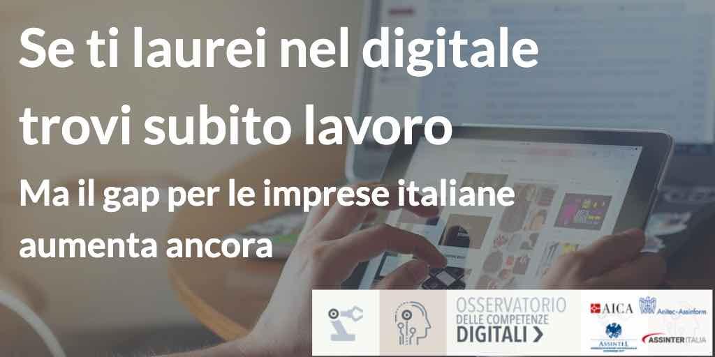 osservatorio delle competenze digitali