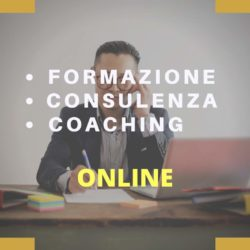 Formazione a distanza FAD Consulenza online Coaching online