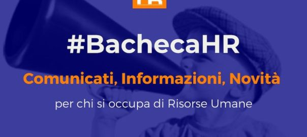 BachecaHR | #BachecaHR