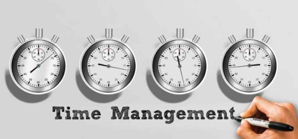 Gestire il tempo o lasciarsi gestire dal tempo