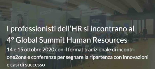 4° GLOBAL SUMMIT HR