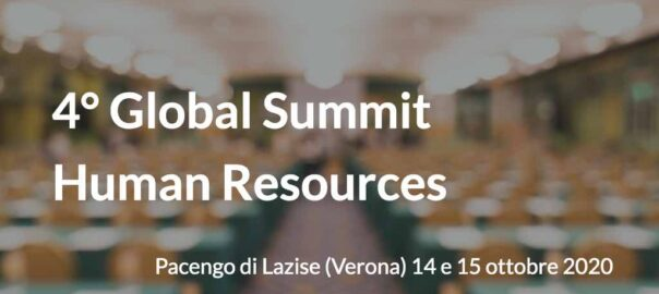 4° global summit human resources