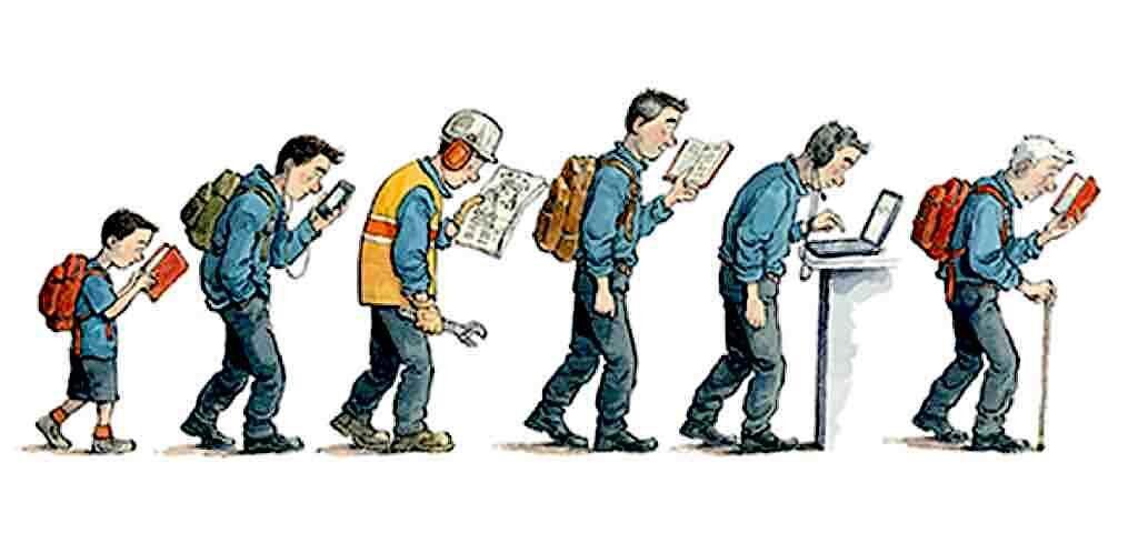 Il ricorso alla formazione per un'evoluzione continua