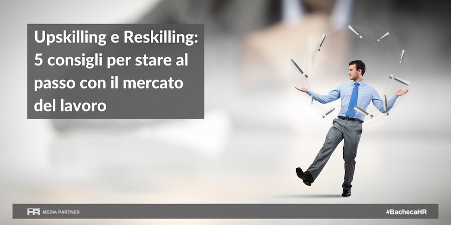 Upskilling e Reskilling