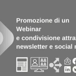 Promozione webinar