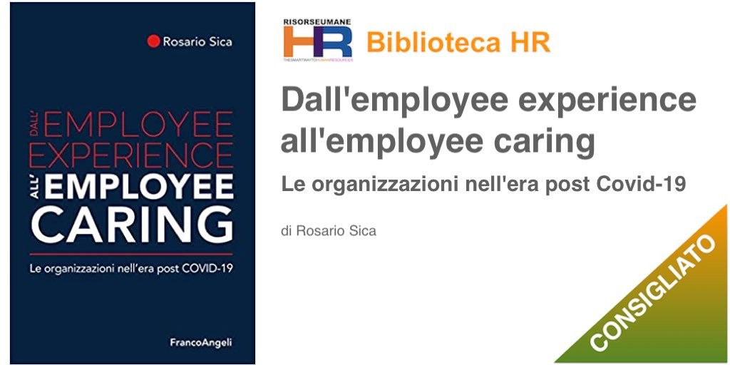 Dall'employee experience all'employee caring