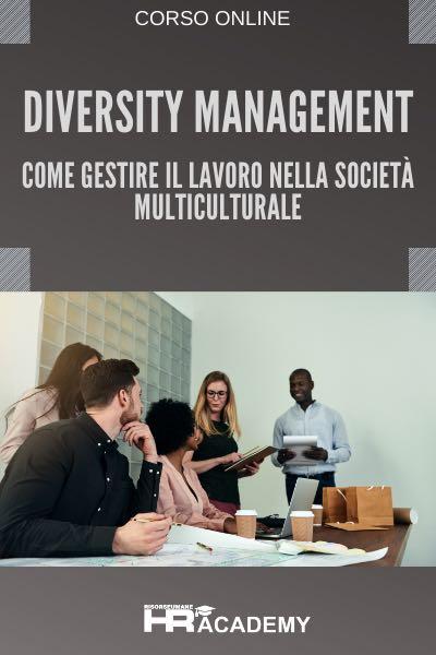 corso diversity management