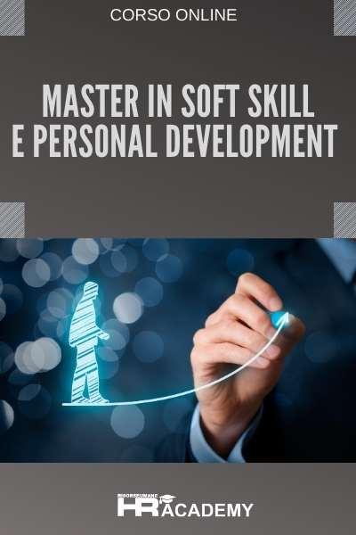 Master in Soft Skill e Personal Development