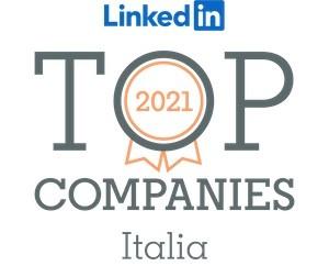 LinkedIn Top Companies 2021 Italia
