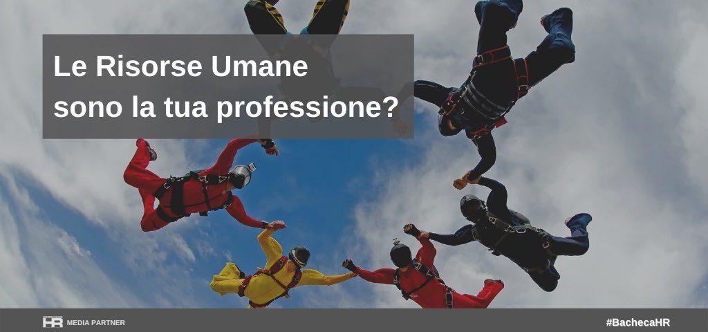 le risorse umane sono la tua professione?