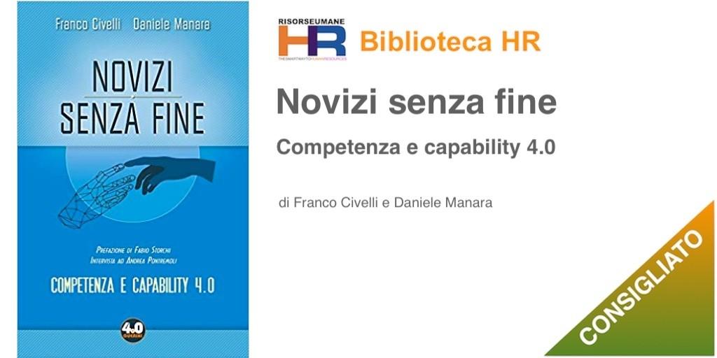Novizi senza fine. Competenza e capability 4.0