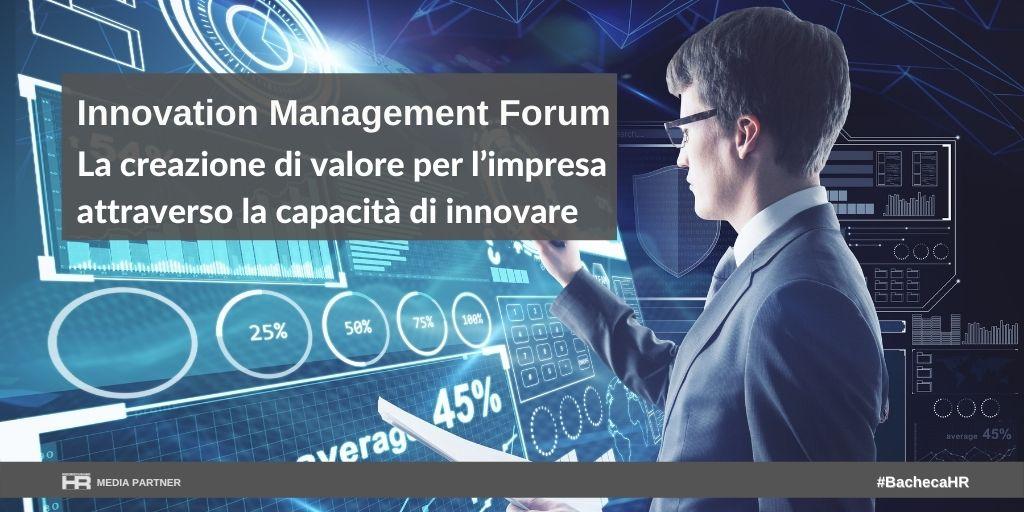 innovation manager forum