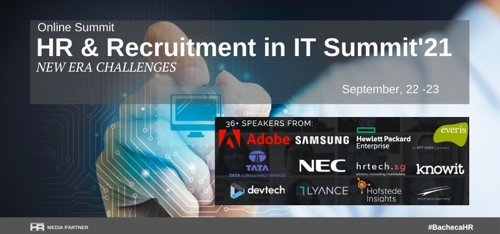 HR & RECRUITMENT in IT - Summit'21